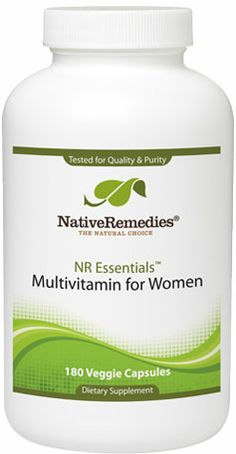 NR Essentials Multivitamin for Women Review