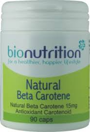 Natural Beta Carotene Review